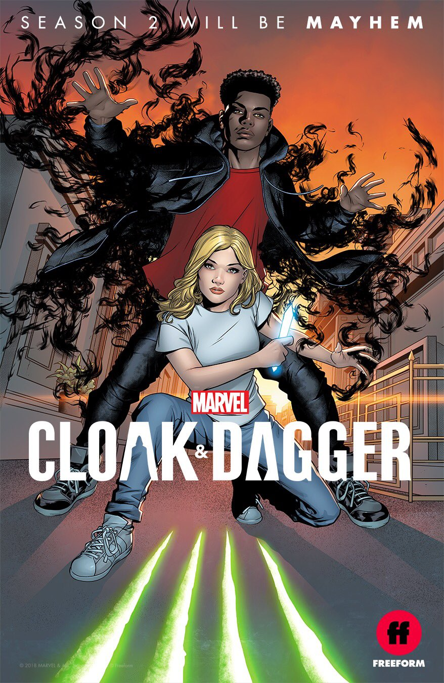Cloak and Dagger Season 2 Episode 1 Poster