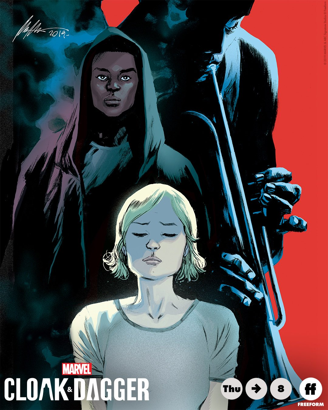Cloak and Dagger Season 2 Episode 7 Poster