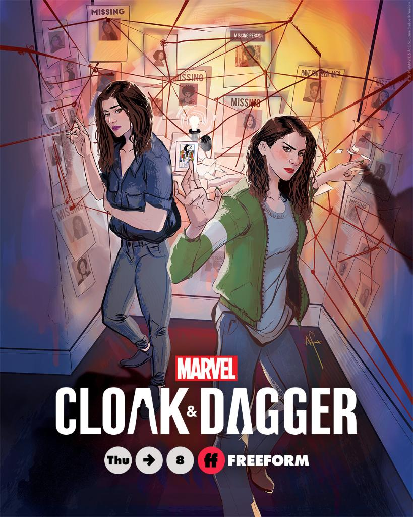 Cloak and Dagger Season 2 Episode 3 Poster
