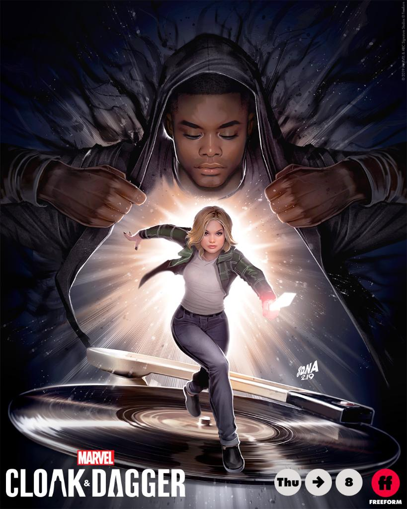 Cloak and Dagger Season 2 Episode 4 Poster
