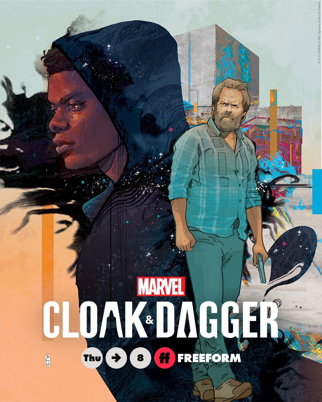 Cloak and Dagger Season 2 Episode 5 Poster