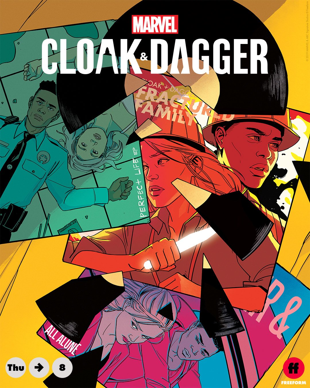 Cloak and Dagger Season 2 Episode 6 Poster